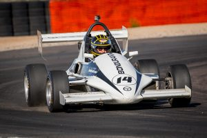 formula mazda racing at Bondurant speedway