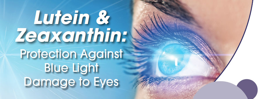 protect against blue light damage