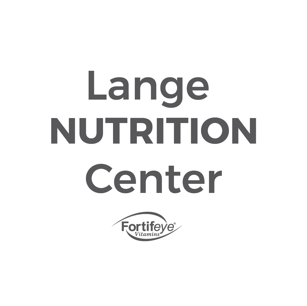 Lange Nutrition Center logo