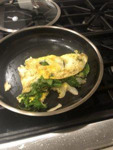 Three eggs one yolk recipe