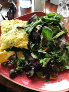 Lange diet breakfast