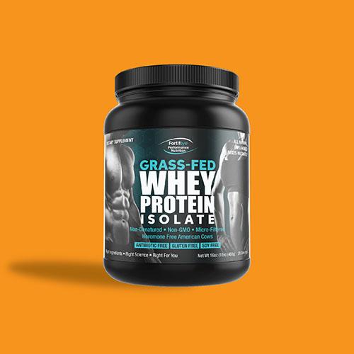 Fortifeye Whey Protein