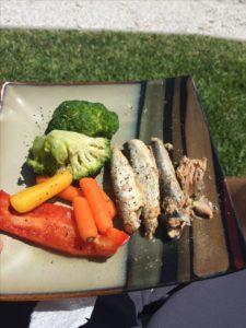 sardine lunch recipe