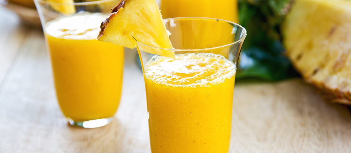 Dr Michael Langes Tropical breeze smoothie