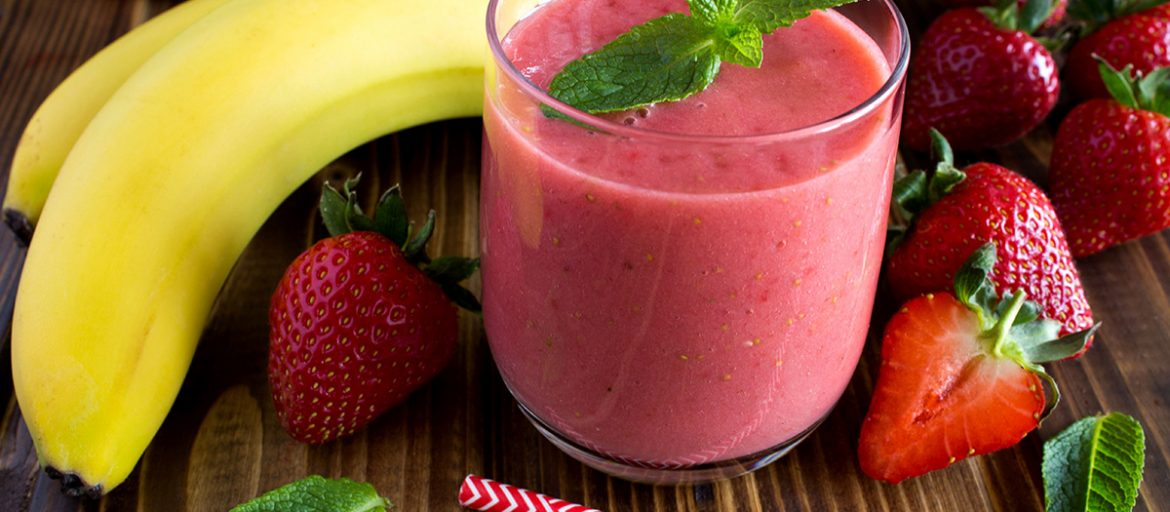 strawberry-banana-recover-smoothie