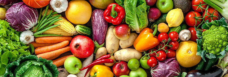 fruits and vegetables-diet