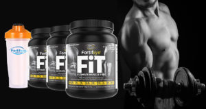 Fit…the Ultimate Muscle Fuel